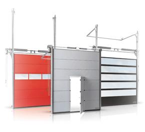 Автоматика и приводы для ворот