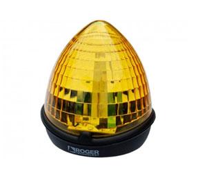 Сигнальные лампы для шлагбаумов