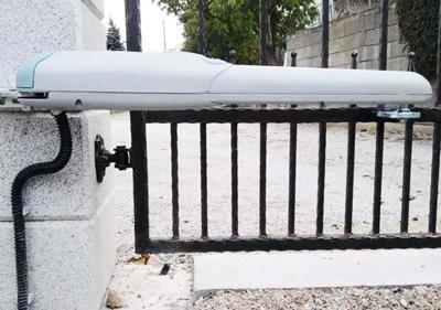 Линейная автоматика для распашных ворот