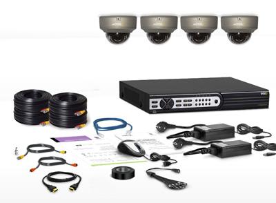 Аксессуары для систем видеонаблюдения