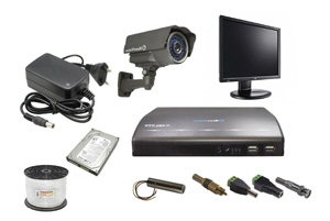 Аксессуары для камер видеонаблюдения