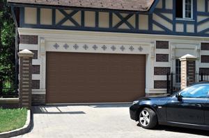 гаражные ворота Дорхан