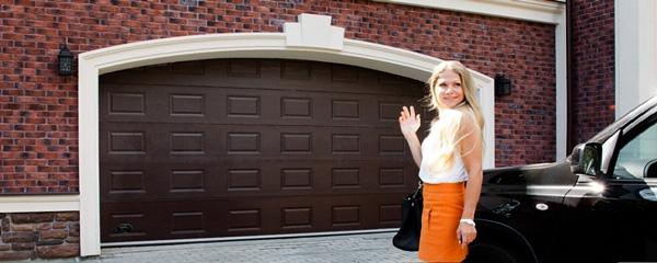 гаражные ворота Doorhan