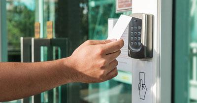 система автоматического управления контроля доступа