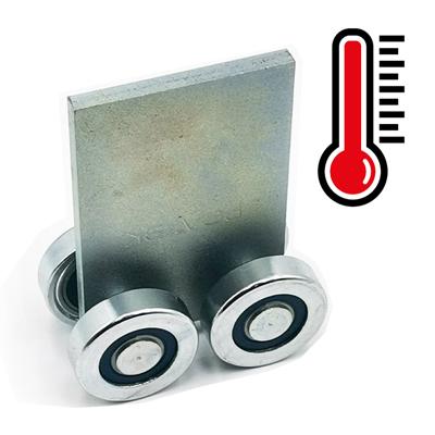 Высокотемпературные тележки