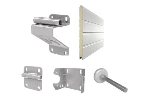 Комплектующие для секционных ворот DoorHan