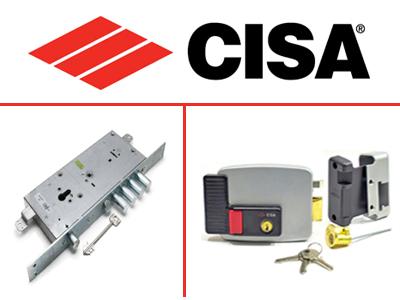 электронные замки Cisa